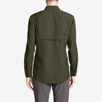 Thumbnail View 2 - Women's Field Guide Flex Shirt