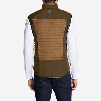 Thumbnail View 2 - Men's MicroTherm® 2.0 Down Field Vest