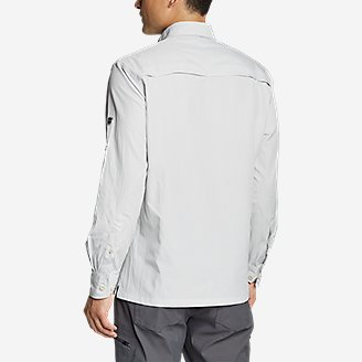 Thumbnail View 2 - Men's Guide Long-Sleeve Shirt