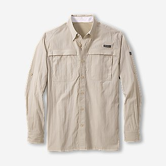 Thumbnail View 3 - Men's Guide Long-Sleeve Shirt