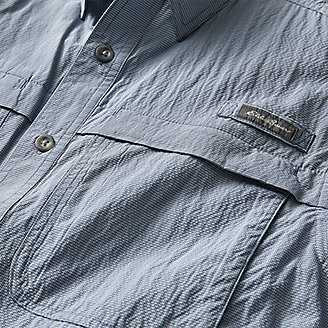 Thumbnail View 3 - Men's Guide Long-Sleeve Shirt