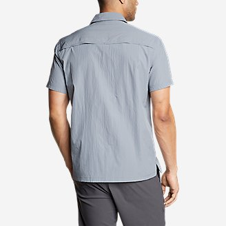 Thumbnail View 2 - Men's Guide Short-Sleeve Shirt