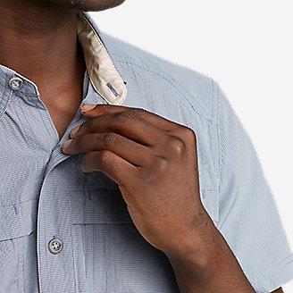 Thumbnail View 3 - Men's Guide Short-Sleeve Shirt
