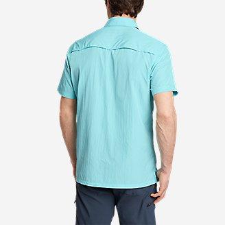 Thumbnail View 2 - Men's Guide Short-Sleeve Shirt