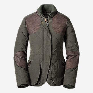 Thumbnail View 3 - Women's 1936 Model Skyliner Hunting Jacket