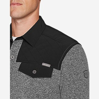Thumbnail View 3 - Men's Chutes Fleece Field Shirt
