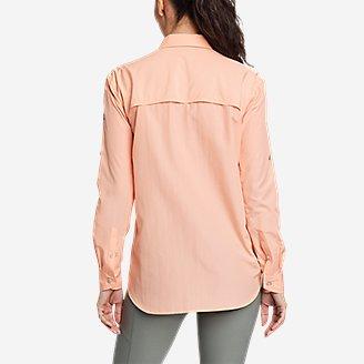Thumbnail View 2 - Women's Guide UPF Long-Sleeve Shirt
