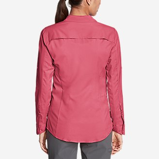 Thumbnail View 2 - Women's Water Guide Long-Sleeve Shirt