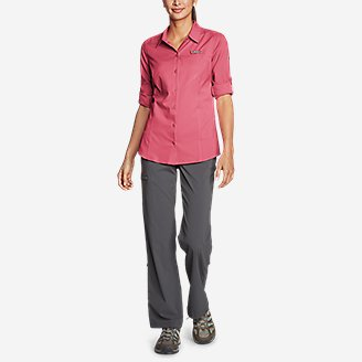 Thumbnail View 3 - Women's Water Guide Long-Sleeve Shirt