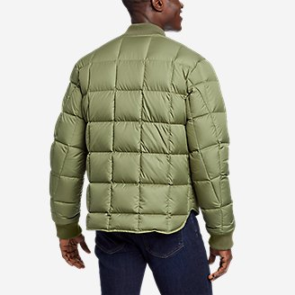 Thumbnail View 2 - Men's Eddie Bauer JJJJound Skyliner Jacket