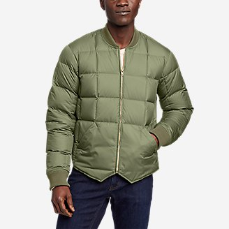 Thumbnail View 3 - Men's Eddie Bauer JJJJound Skyliner Jacket