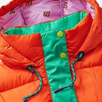 Thumbnail View 3 - Women's Eddie Bauer x karla Hooded Puffer Jacket