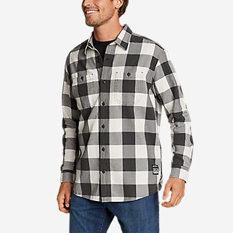 Thumbnail View 3 - Eddie Bauer X Sub Pop Flannel Shirt