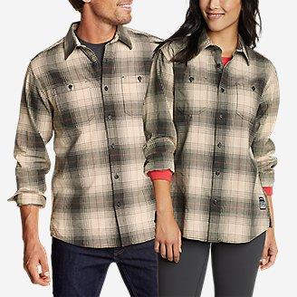 Thumbnail View 2 - Eddie Bauer X Sub Pop Flannel Shirt
