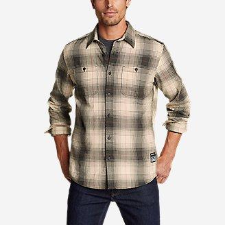 Thumbnail View 3 - Eddie Bauer X Sub Pop Flannel Shirt