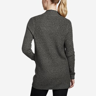 Thumbnail View 2 - Women's Sleep Cardigan Sweater