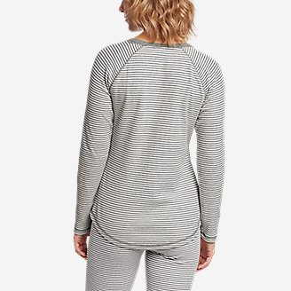 Thumbnail View 2 - Women's Stine's Favorite Waffle Sleep Shirt