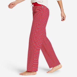 Thumbnail View 3 - Women's Dreamknit Sleep Pants - Print