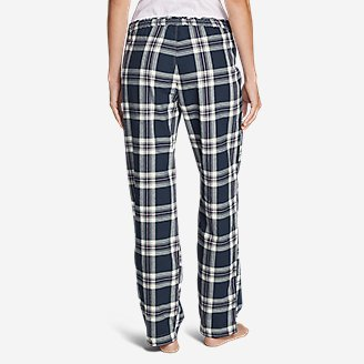 Thumbnail View 2 - Women's Stine's Favorite Flannel Sleep Pants
