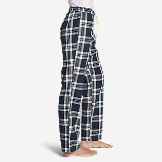 Thumbnail View 3 - Women's Stine's Favorite Flannel Sleep Pants
