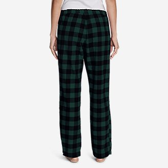 Thumbnail View 2 - Women's Stine's Favorite Flannel Sleep Pants