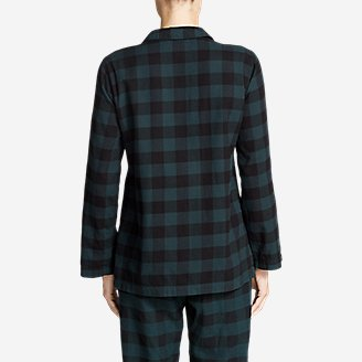 Thumbnail View 2 - Women's Stine's Favorite Flannel Sleep Shirt