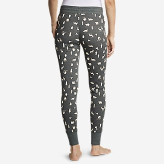 Thumbnail View 2 - Women's Stine's Favorite Waffle Sleep Pant
