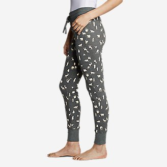 Thumbnail View 3 - Women's Stine's Favorite Waffle Sleep Pant