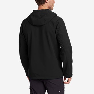 Thumbnail View 2 - Men's Stratify Thermal Hooded Jacket