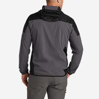 Thumbnail View 2 - Men's Radius Hybrid Jacket