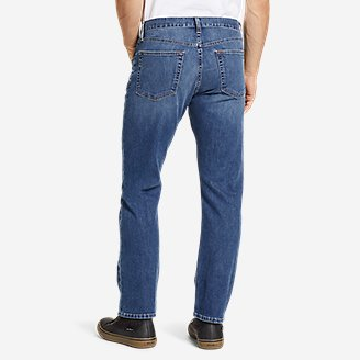 Thumbnail View 2 - Men's Field Flex Straight Jeans