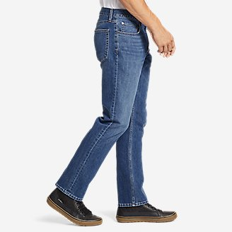Thumbnail View 3 - Men's Field Flex Straight Jeans