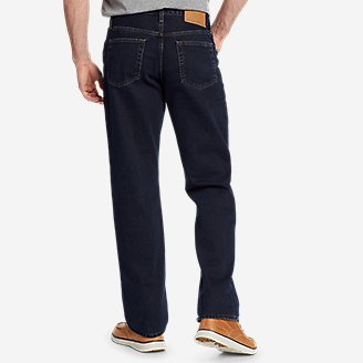 Thumbnail View 2 - Men's Authentic Jeans - Relaxed