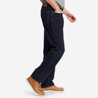 Thumbnail View 3 - Men's Authentic Jeans - Relaxed