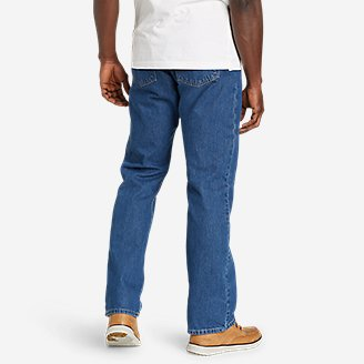 Thumbnail View 2 - Men's Essential Jeans - Straight