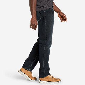 Thumbnail View 3 - Men's Authentic Jeans - Straight