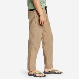 Thumbnail View 3 - Men's Adventurer® Flex Pull-On Pants