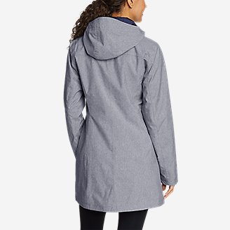 Thumbnail View 2 - Women's Eastsound 2.0 Trench Coat