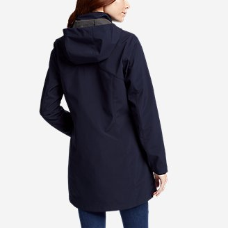 Thumbnail View 2 - Women's Rocky Pass Trench Coat