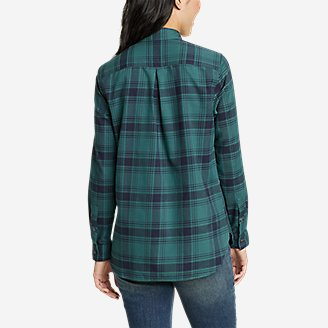 Thumbnail View 2 - Women's Twin Falls Flannel Shirt