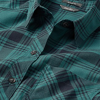 Thumbnail View 3 - Women's Twin Falls Flannel Shirt
