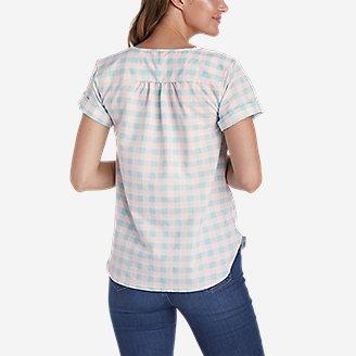 Thumbnail View 2 - Women's Etesian Short-Sleeve Shirt