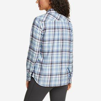 Thumbnail View 2 - Women's Forest Flannel Shirt