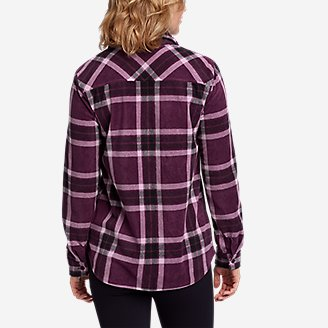 Thumbnail View 2 - Women's Fast Fleece Shirt