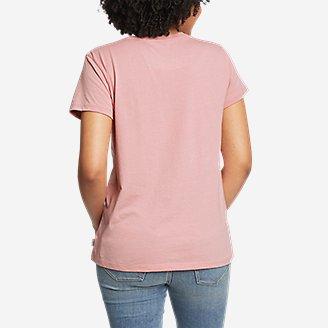 Thumbnail View 2 - Women's Graphic T-Shirt - Mountain View