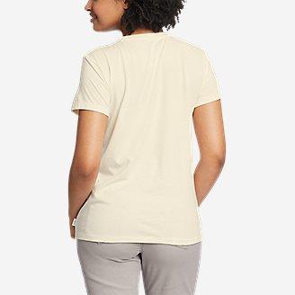 Thumbnail View 2 - Women's Graphic T-Shirt - Sunbeam
