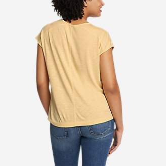 Thumbnail View 2 - Women's Concourse Embroidered Short-Sleeve T-Shirt