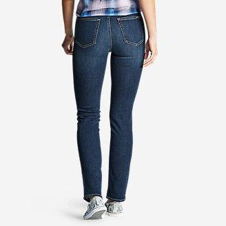 Thumbnail View 2 - Women's Idyllic High-Rise Slim Straight Jeans