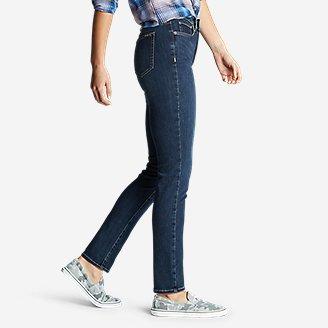 Thumbnail View 3 - Women's Idyllic High-Rise Slim Straight Jeans