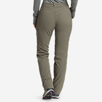 Thumbnail View 2 - Women's Rainier Lined Pants